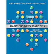 Basic Business Statistics Plus MyStatLab -- Access Card Package