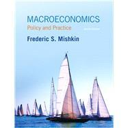 Macroeconomics Policy and Practice,9780133424317
