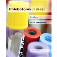Phlebotomy Simplified,9780132784320