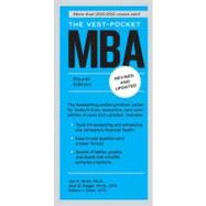Vest-Pocket MBA : Fourth Edition, 9781591844334