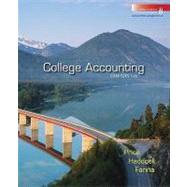 College Accounting Ch 1-13 w/Home Depot 2006 Annual Report,9780077264338