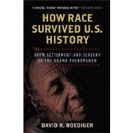How Race Survived Us Hist Pa,9781844674343
