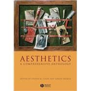 Aesthetics : A Comprehensive Anthology, 9781405154352