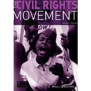 The Civil Rights Movement Revised Edition,9781405874359