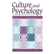 Culture and Psychology : People Around the World