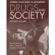 Drugs and Society Student Study Guide,9781449634377
