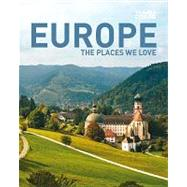 Europe: The Places We Love, 9781932624397
