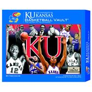 University of Kansas Basketball Vault, the History of the Jayhawks,9780794824402