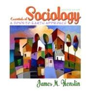 Essentials of Sociology: A Down-to-Earth Approach (with MySocLab with E-Book),9780205504404