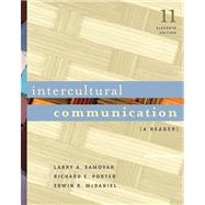 Intercultural Communication A Reader (with InfoTrac),9780534644406
