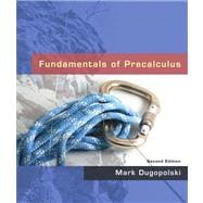 Fundamentals of Precalculus Value Package (includes MathXL 12-month Student Access Kit )
