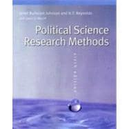 Political Science Research Methods,9780872894426