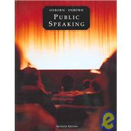 Public Speaking : Text with VideoLab CD-ROM,9780618624430