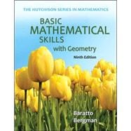 Basic Mathematical Skills with Geometry,9780073384443