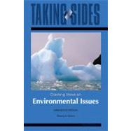 Environmental Issues: Taking Sides - Clashing Views on Environmental Issues,9780073514444