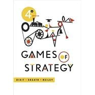Games of Strategy,9780393124446