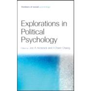 Explorations in Political Psychology, 9781841694450