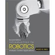 Introduction to Robotics : Analysis, Control and Application..., 9780470604465  