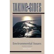 Taking Sides - Clashing Views on Environmental Issues