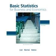 Basic Statistics for Business and Economics with Formula Car..., 9780077384470  