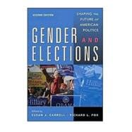 Gender and Elections : Shaping the Future of American Politics,9780521734479
