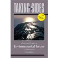 Taking Sides: Clashing Views on Environmental Issues, Expand..., 9780073514482  