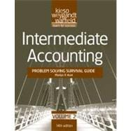 Intermediate Accounting, 14th Edition, Volume 2, Problem Solving Survival Guide , 14th Edition,9781118014486