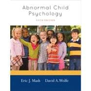 Abnormal Child Psychology,9781111834494