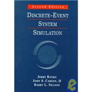 Discrete-Event System Simulation,9780132174497