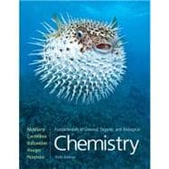 Fundamentals of General, Organic, and Biological Chemistry, 9780136054504  