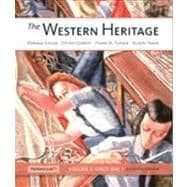 The Western Heritage Volume 2,9780205434510