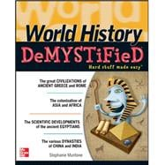 World History DeMYSTiFieD,9780071754521
