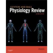 Guyton and Hall Physiology Review,9781416054528