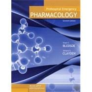 Prehospital Emergency Pharmacology and Resource Central EMS Student Access Code Card Package,9780132834544
