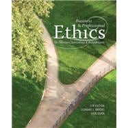 Business and Professional Ethics : For Directors, Executives and Accountants,9780324594553