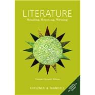 Compact Literature Reading, Reacting, Writing, 2009 MLA Update Edition