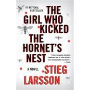 The Girl Who Kicked the Hornet's Nest,9780307454560