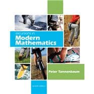 Excursions in Modern Mathematics Plus MyMathLab/MyStatLab Student Access Code Card