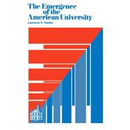 Emergence of the American University