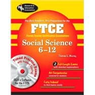 The Best Teachers' Test Preparation For The FTCE Social Science 6-12: Florida,9780738604565