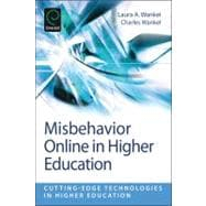Misbehavior Online in Higher Education, 9781780524566