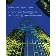 Loose-leaf version Financial &amp; Managerial Accounting,9780077484569