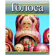Golosa A Basic Course in Russian, Book Two,9780205214600