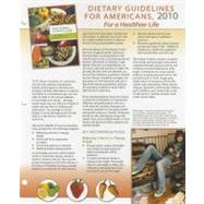 Dietary Guidelines (2010) Update Resource