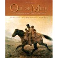Out of Many : A History of the American People, Volume I (Chapters 1-16)