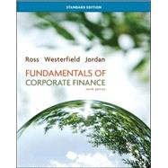 Fundamentals of Corporate Finance Standard Edition,9780078034633