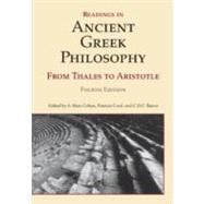 Readings in Ancient Greek Philosophy : From Thales to Aristo..., 9781603844635  