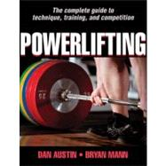 Powerlifting, 9780736094641