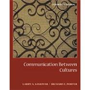 Communication Between Cultures,9780534534646