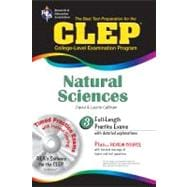 The Best Test Preparation for the CLEP Natural Science, 9780738604657  